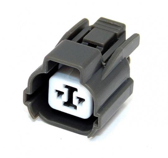 2 Way Sumitomo HW Series Connector Grey Female