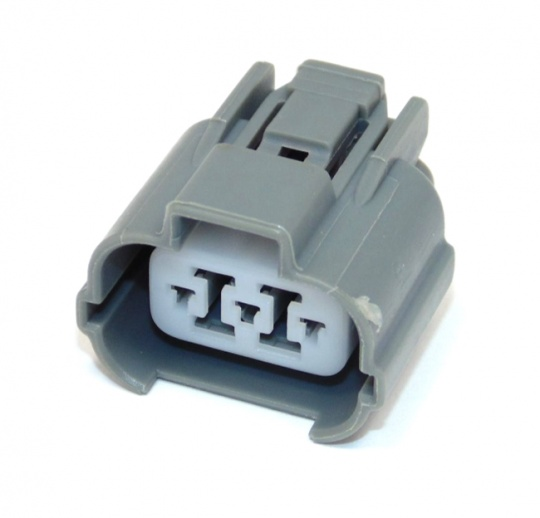 3 Way Sumitomo HW Series Connector Grey Female