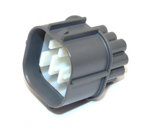 14 Way Sumitomo HW Series Connector Grey Male