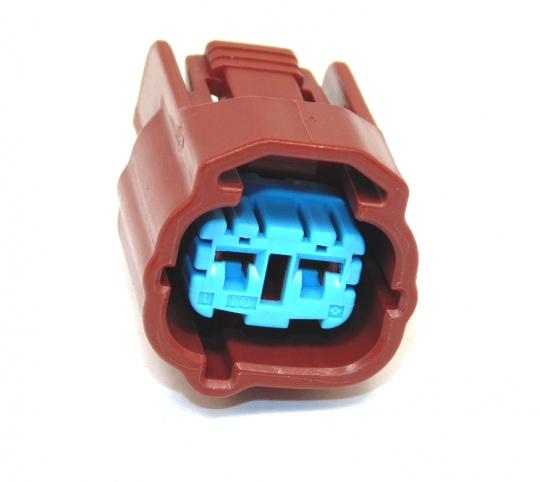 2 Way Sumitomo HX Series 090 Connector Female Brown