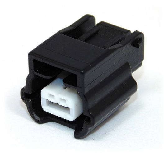 2 Way Yazaki RH Connector Female