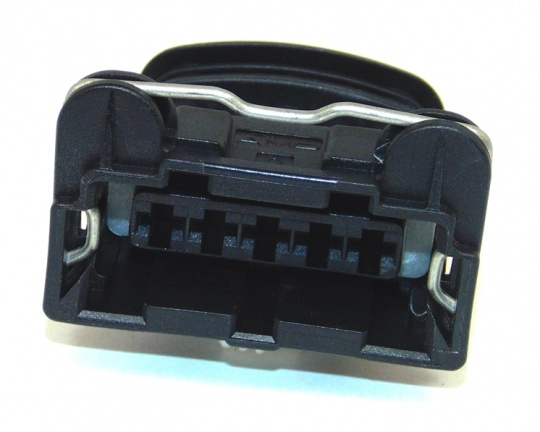 5 Way TE Connectivity JPT Junior Timer Black Female