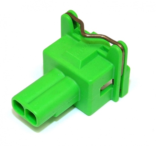 2 Way Ford Bosch JPT Jetronic Green