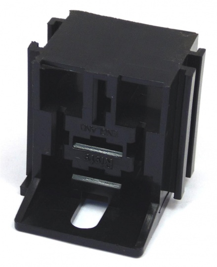 5 Way Lucas Rists Black Relay Base Holder