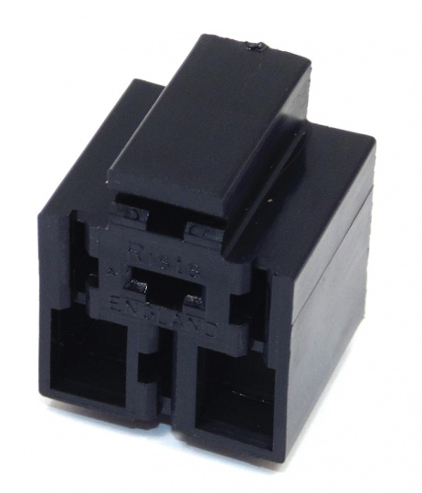 5 Way Lucas Rist Black Relay Base Holder