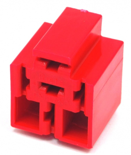 5 Way Lucas Rist Red Relay Base Holder