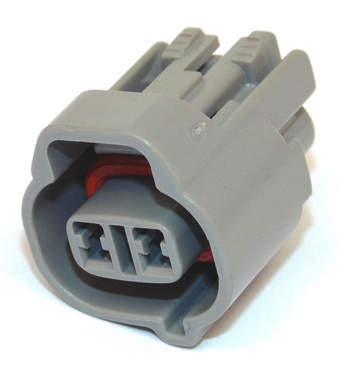 2 Way Sumitomo MT Series Connector Grey