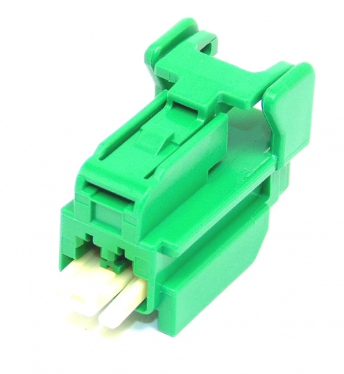 2 Way YAZAKI YES/YESC Connector 1.5mm(060) Female Green