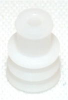 Wire Seal, Bosch, BDK/BSK 2.8, White, 1.5-2.5mm²