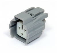 3 Way Sumitomo HW Series Connector Grey Female T Type