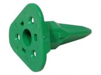 3 Way DEUTSCH DT Wedge Lock Green
