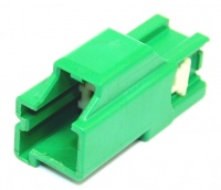 2 Way YAZAKI YES/YESC Kaizen Connector 1.5mm(060) Male Green