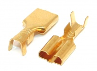 Sumitomo HM Series Female Contact 6.0mm(250), 0.3mm² Brass