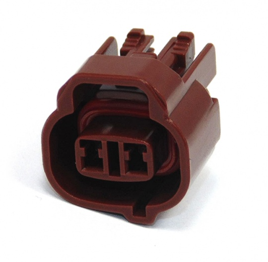 2 Way Sumitomo MT Series Connector Brown