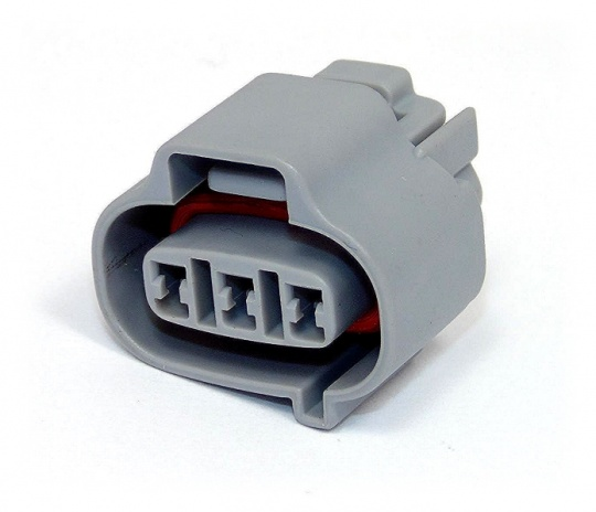 3 Way Sumitomo MT Series Connector Key 1 Grey