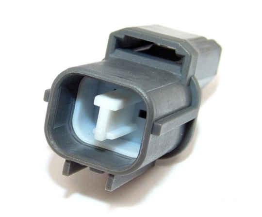 2 Way Sumitomo HW Series Connector Grey Male