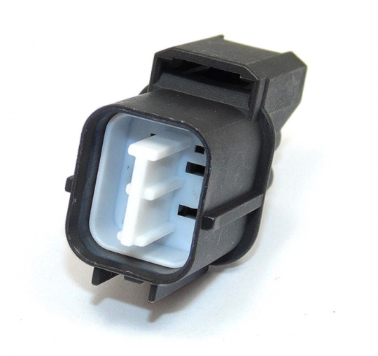 4 Way Sumitomo HW Series Connector Grey Male