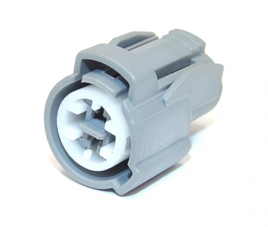 2 Way Sumitomo HW Series Round Connector Grey Female
