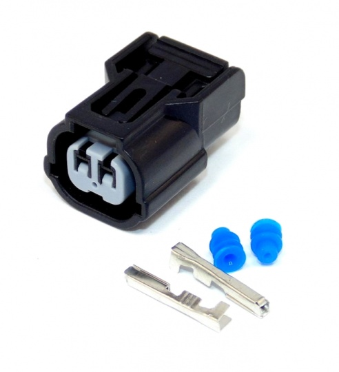 2 Way Sumitomo HX Series 040 connector Kit inc terminals and seals