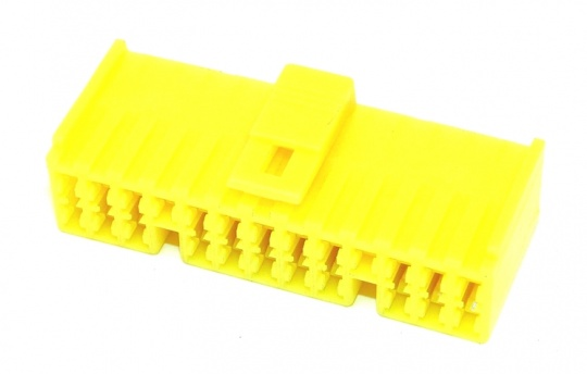 24 Way Sumitomo HM (090) Female Yellow
