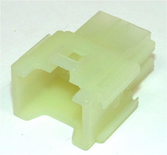 4 Way Sumitomo 250 Type Connector Male 6.0mm(250) Natural