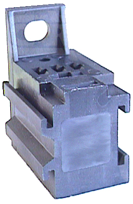 Bosch 5 Way  Stackable Micro Relay Holder With Mounting Hole