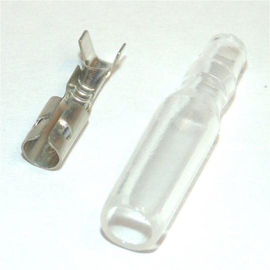 4mm Japanese Bullet Terminal Female With Cover