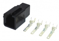 Sumitomo 4 way MTW Series 2.8mm(110) Male Inc. Terminals