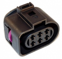 Housing, 6 Way LSU 4.2 sensor connector
