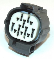 10 Way Sumitomo HW Series Connector Grey Female