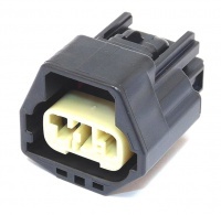 3 Way Yazaki YES Sealed 1.5(060) Connector Housing Female Key 2
