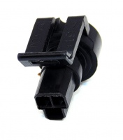 3 Way Delphi 150 Series Connector Female Black Unsealed
