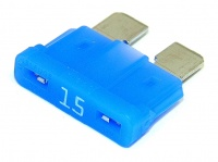 LittelFuse Standard ATO Blade Fuse 32V 15A Blue