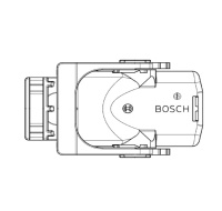 Bosch 154P-V EMS Cover 60 Way Exit Left