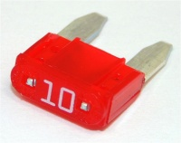 LittelFuse MINI Blade Fuse 32V 10A Red