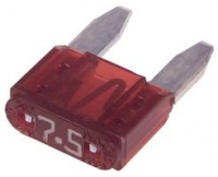 LittelFuse MINI Blade Fuse 32V 7.5A Brown