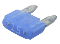 LittelFuse MINI Blade Fuse 32V 15A Blue