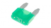 LittelFuse MINI Blade Fuse 32V 30A Green