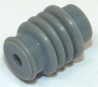 TE Connectivity Econoseal ECON 3 HC Grey Cavity Plug