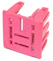 9 Way Lucas Rists Secondary Locking Clip Relay Pink