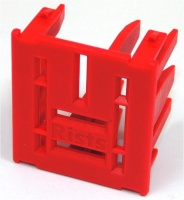 9 Way Lucas Rists Secondary Locking Clip Relay Red