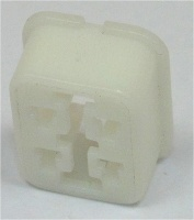4 Way Sumitomo HW Series White Secondary Locking Clip