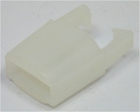 White Nylon Retaining Shell