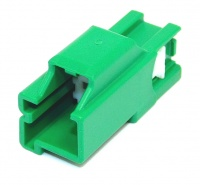 2 Way YAZAKI YES Kaizen Connector 1.5mm(060) Male Green