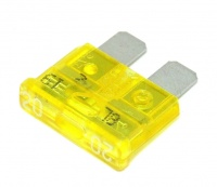 LittelFuse Standard ATO Blade Fuse 20A Yellow