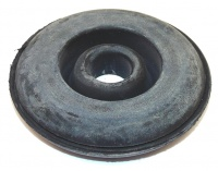 Lucas Rists 2'' (52mm) Black Bulkhead Grommet