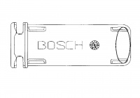 Bosch 121P EMS Cover 81 Way Exit flat Slider side